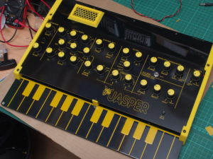 Jasper Synthesiser